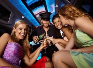 Atlanta party bus