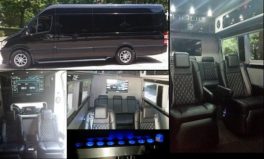 Atlanta limo rental cheap price limos atlanta airport for Mercedes benz minibus rental