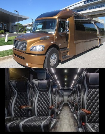 Atlanta Coach Charters and Tours